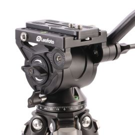 LEOFOTO BV-10 Fluid Video Head