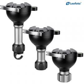 Leofoto YB-75MC 75mm video bowl leveling bases with platforms for support tripod