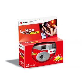 AgfaPhoto LeBox Outdoor 400 27 Flash