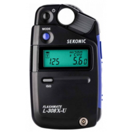 Sekonic L-308X-U FLASHMATE Light Meter