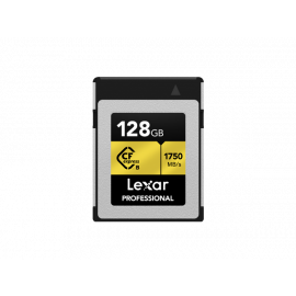 Lexar® Professional CFexpress™ Type-B card, up to 1750MB -128GB
