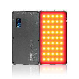 Phottix M200R LED(Rechargeable built in battery +Power bank)