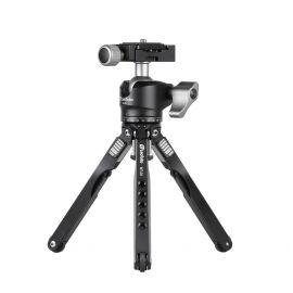 Leofoto Mini Ta ble Tripod MT-03 with  Ball Head MBH-19